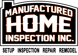 Manufactured Home Inspection | Mobile Home Inspectors | Manufactured Home Inspectors