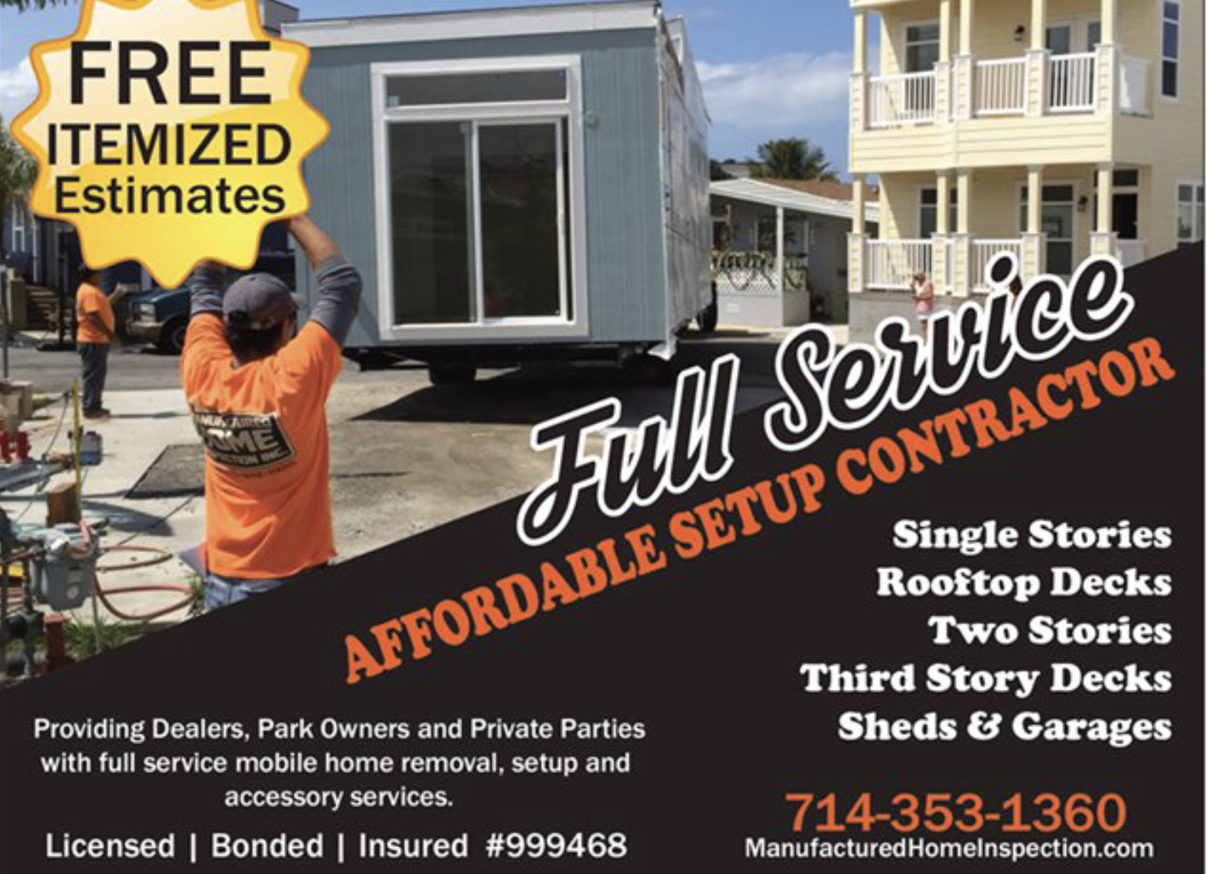 Manufactured Home Installers | Blog on how to stuff homes, how to get a mansion, home free homes, how to get on housing, how to get cars,
